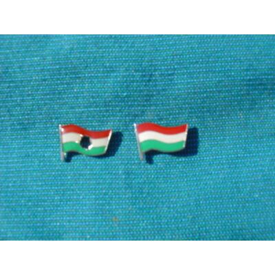 Magyar zászló kitűző