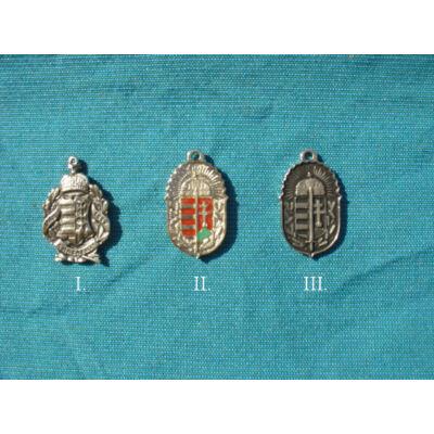 Címeres medál II.