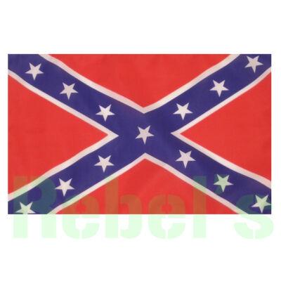 DÉLI ÁLLAMOK Zászló , nagy méretű
