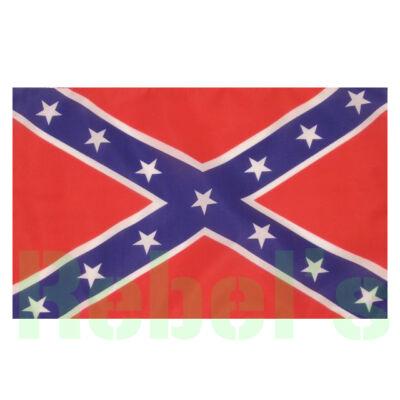 DÉLI ÁLLAMOK Zászló , közepes méretű