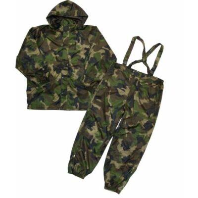 MH. esővédő öltöny, M93 , új