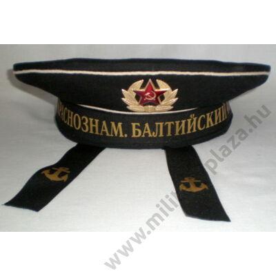 Szovjet Tengerész Tányérsapka - Sapkák - Military shop és webáruház ... 311343f6e6