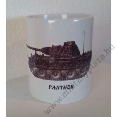 Bögre , PANTHER  tank