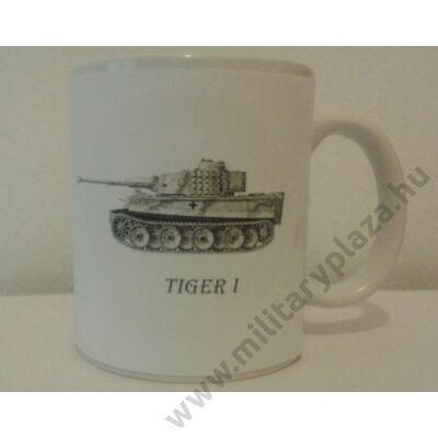 Bögre , TIGER tank I.