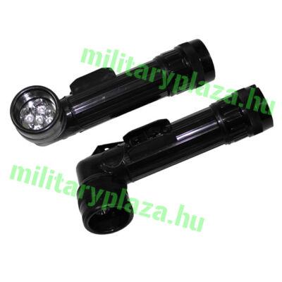 5 LED-es pipalámpa