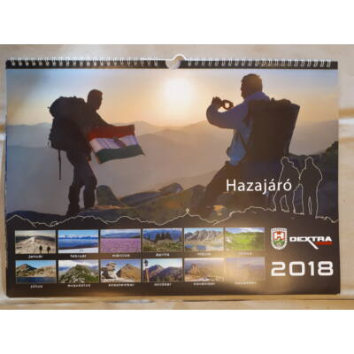 HAZAJÁRÓ FALINAPTÁR 2018