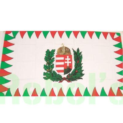 MAGYAR ZÁSZLÓ , nagy méretű , csapat zászló