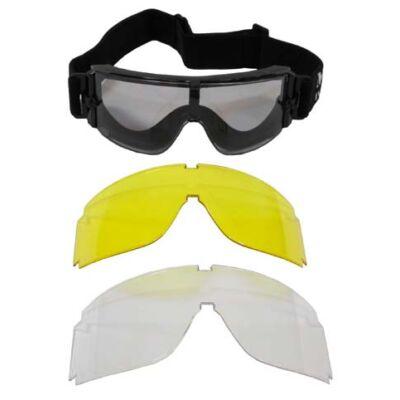 Airsoft THUNDER védőszemüveg